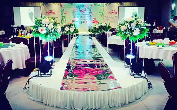 泾阳酒店婚礼