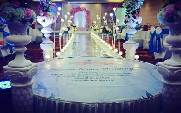 咸阳国贸酒店婚礼
