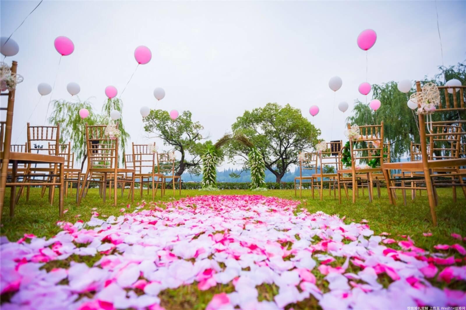 咸阳森系婚礼