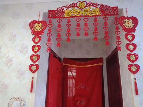 咸陽婚慶公司婚禮布置