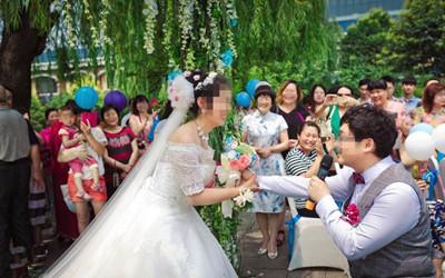 咸陽小區婚禮