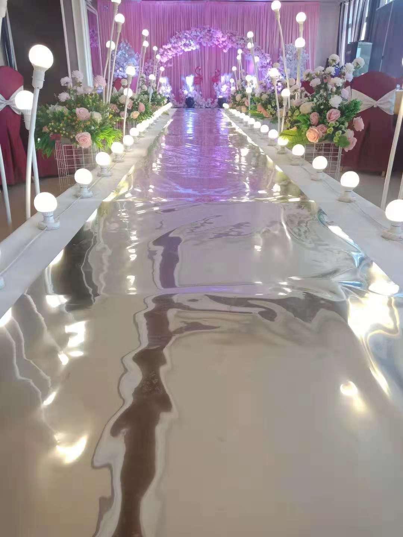 咸陽中式婚禮布置