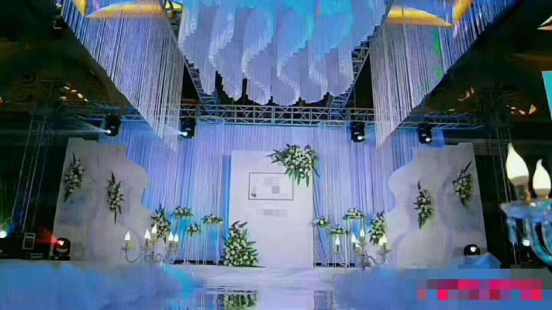 咸陽白色圣潔婚禮