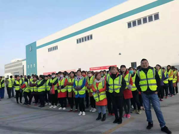 咸阳劳务外包|11/13号包装工200人已到位!