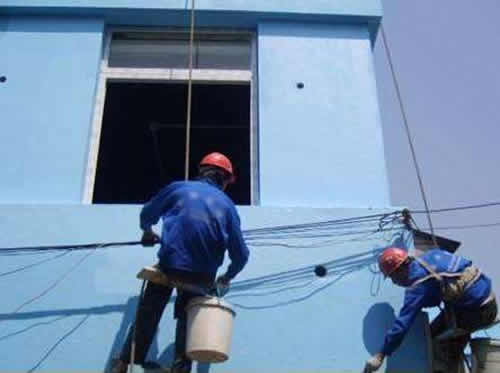 咸阳内外墙粉刷工程