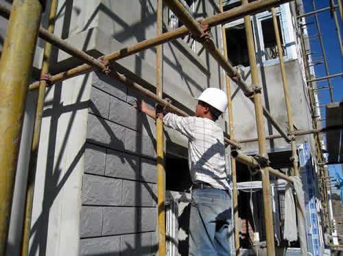 咸阳墙面贴瓷工程