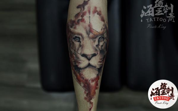 西安立体纹身