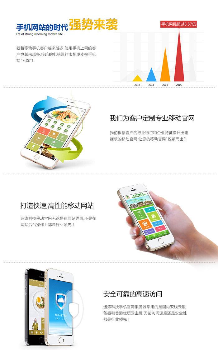 襄阳手机网站建设