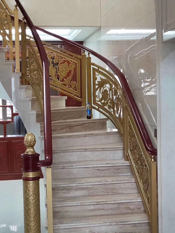 铜质楼梯扶手的价格
