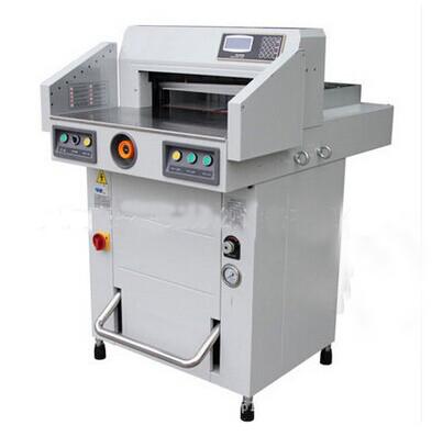 西安世纪佳图惠彩HC-R520SR520S3液压切纸机租赁