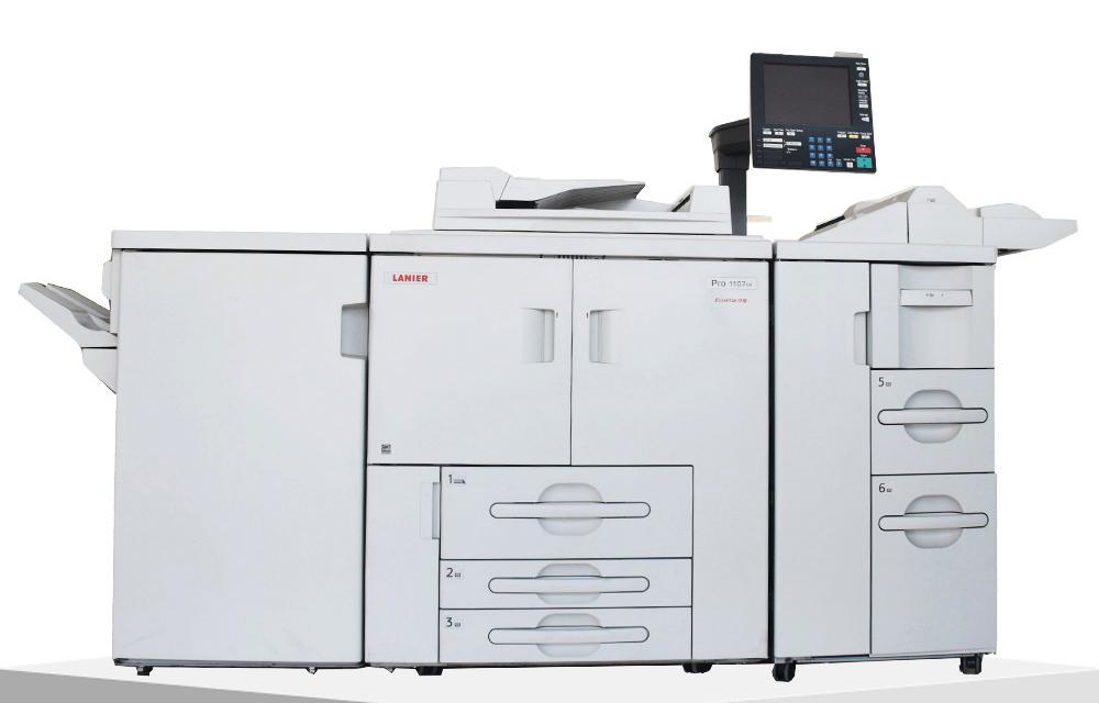 理光MP1107 907 生产型数码印刷机西安租赁