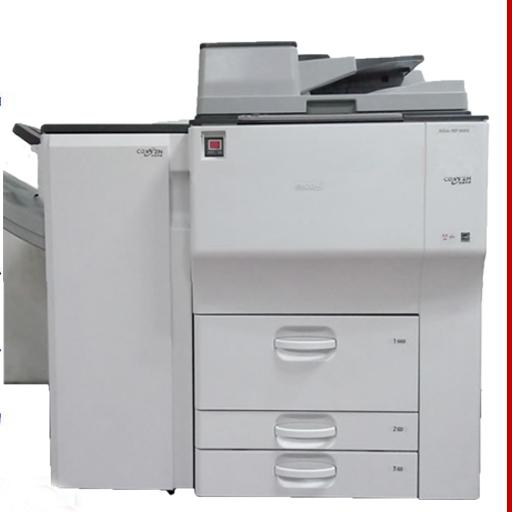 理光MP7502∕8002∕7002∕6002∕9002高速激光打印复印彩色扫描一体机租赁