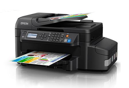 爱普生 L655 一体机打印机