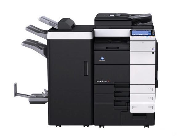 柯美c654e打印机  西安打印机租赁