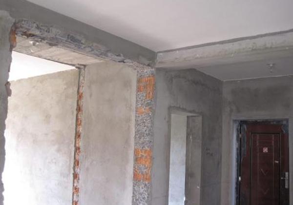 河南房屋承重墙改梁施工