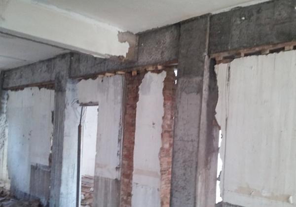 墙体改梁施工前要计算的东西,以及其他事项