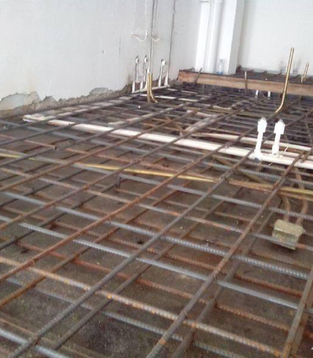 夹层改造施工
