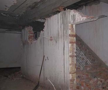 楼房承重墙改梁