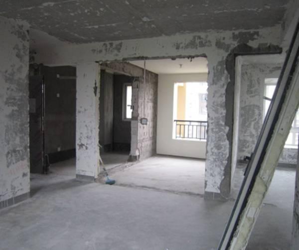 室内改梁换柱