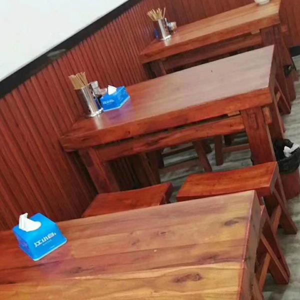 南阳饭店桌椅
