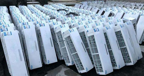 南阳空调回收