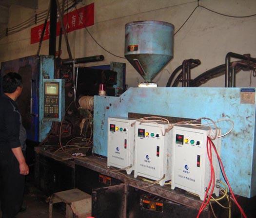 河南電磁加熱器案例