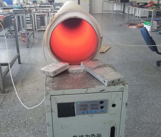 管道電磁加熱器