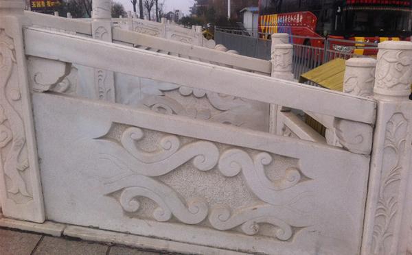 南阳石雕护栏定制