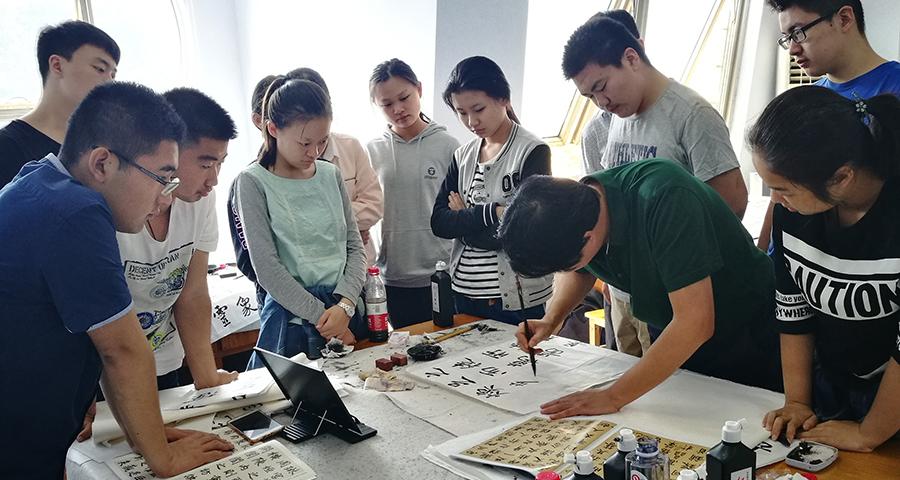 南阳书法培训:练字应从哪种字体练起?