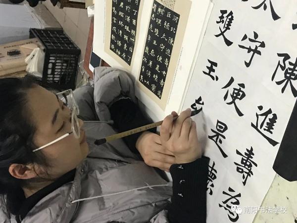 南阳书法培训班讲述让孩子早点识字的好处你了解多少