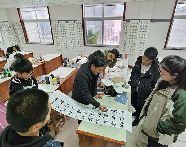 高考书法培训-22