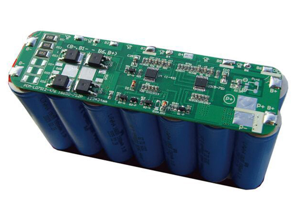 光伏发电锂电池组
