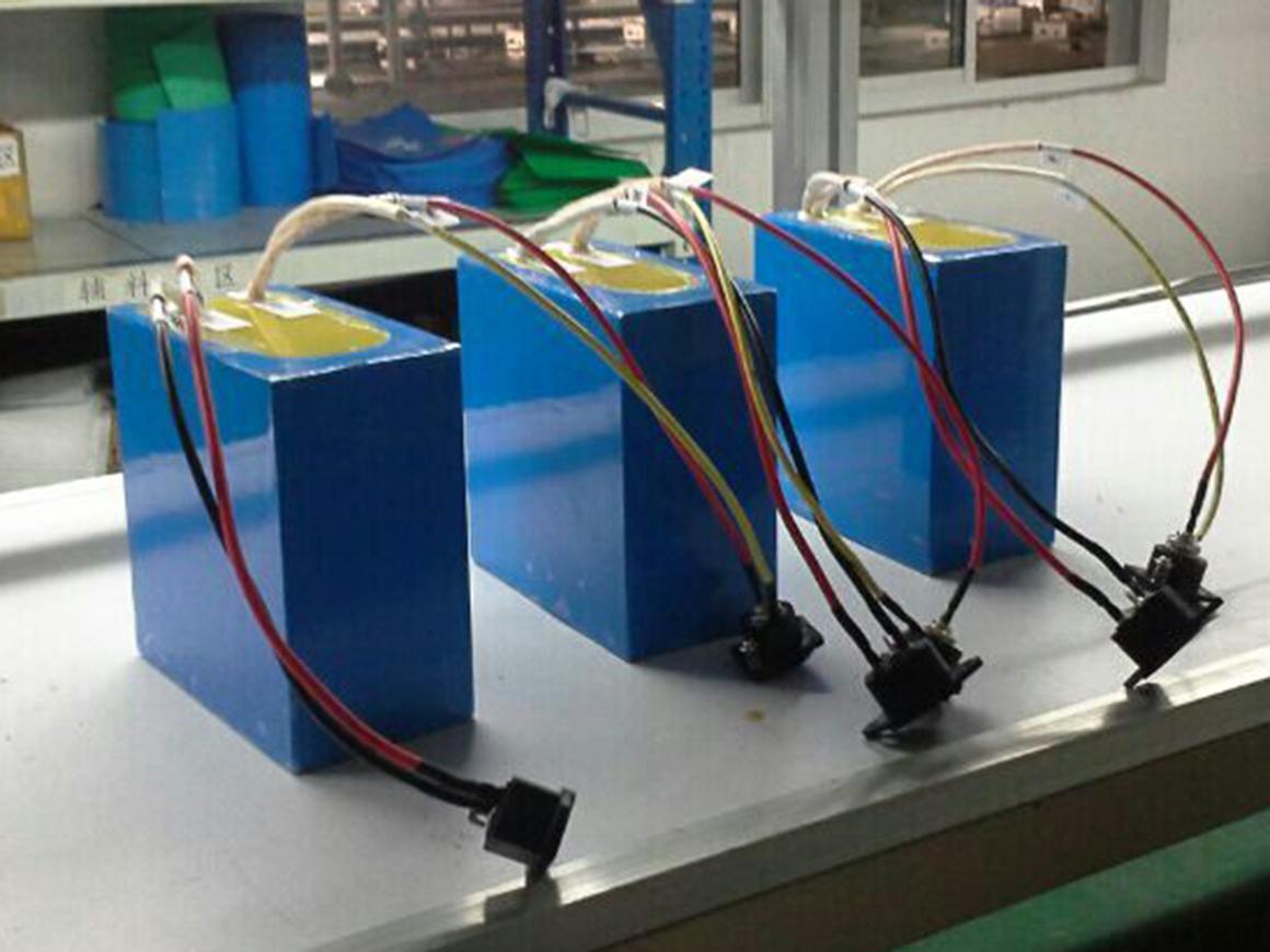 河南磷酸铁锂电池