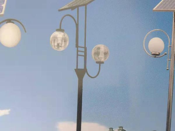 南阳太阳能路灯