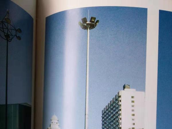 高杆太阳能路灯