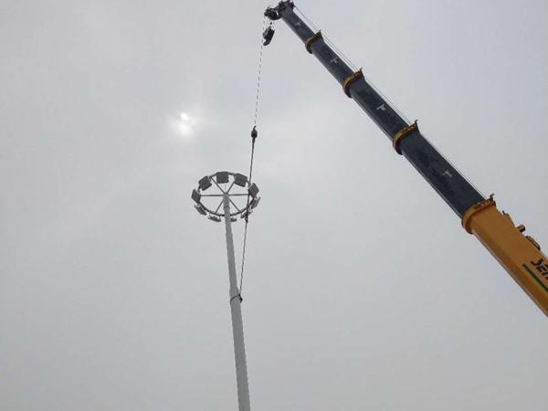 南阳太阳能路灯施工