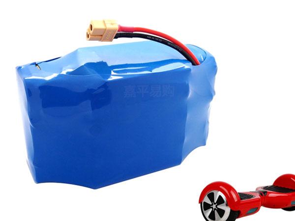 新型电动车锂电池