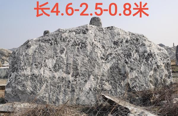 4.6米长园林景观石