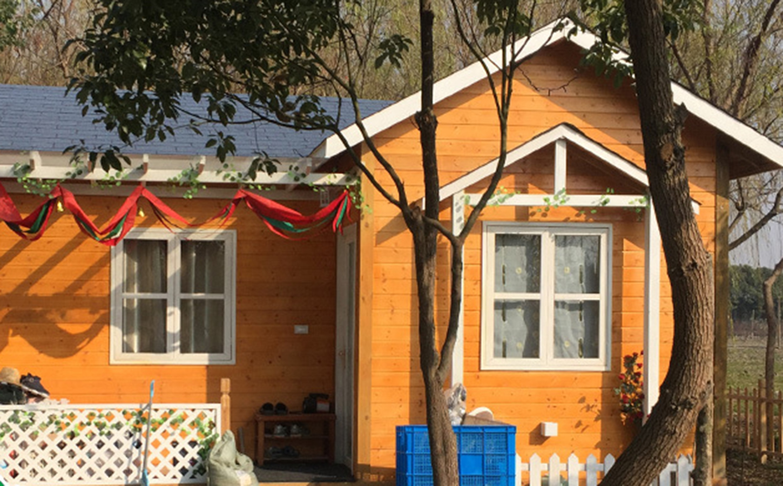南阳户外防腐木木屋