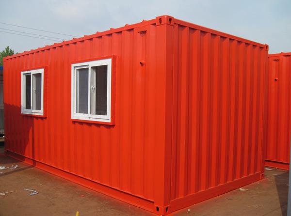 彩钢瓦集装箱房