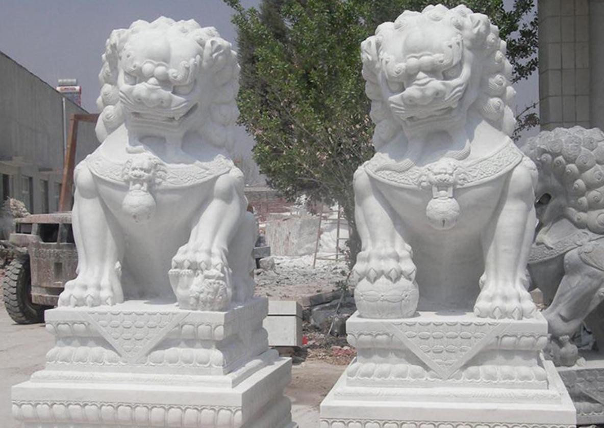 石雕狮子定做价格