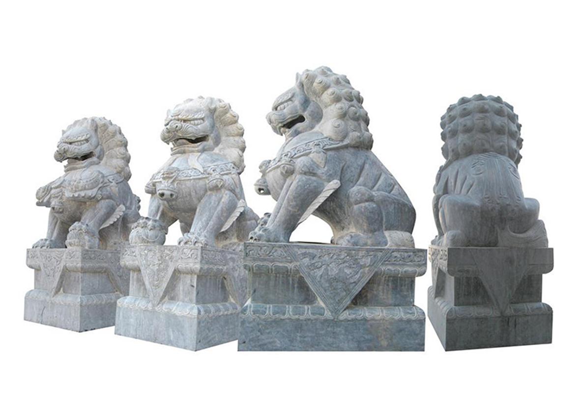 河南石雕狮子定做