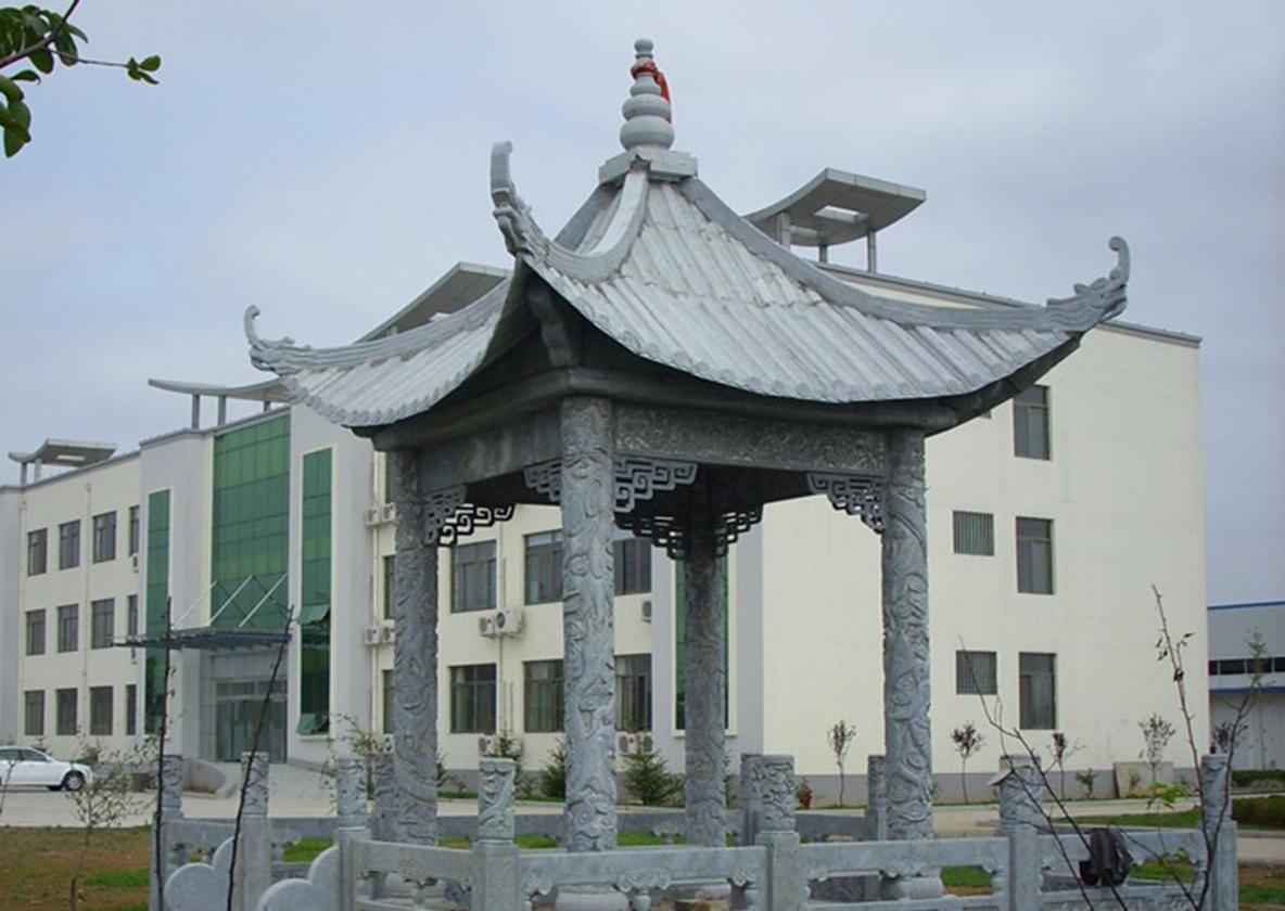 花岗岩石雕凉亭生产厂家