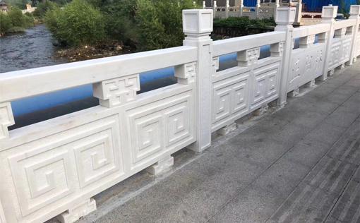 桥梁石雕栏杆