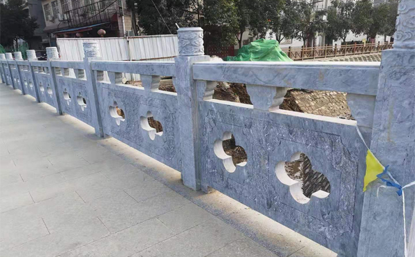 周口石雕栏杆护栏