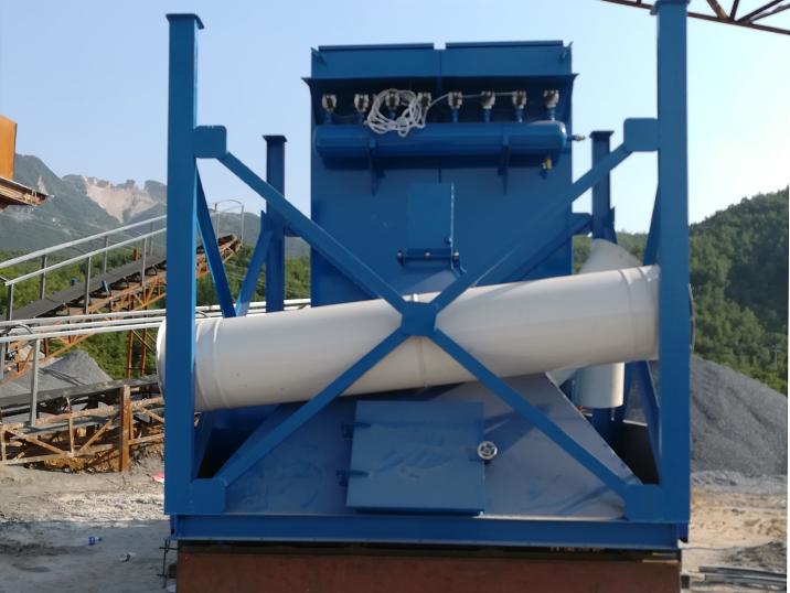 工业除尘设备案例1