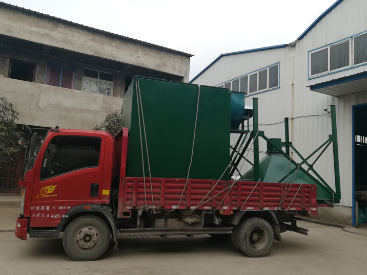 工业除尘设备案例2