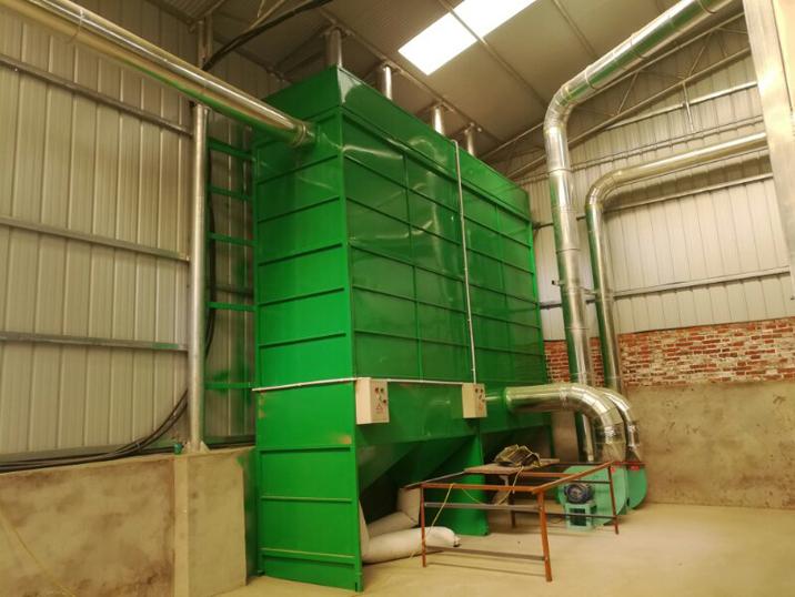 陕西工业除尘设备厂家