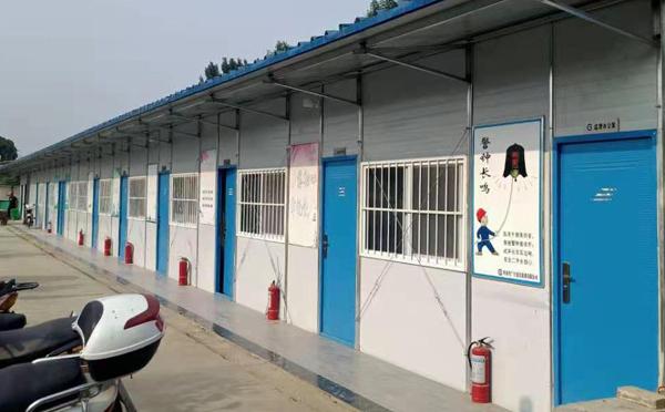 南阳学校移动板房造价