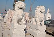 石雕麒麟生产厂家